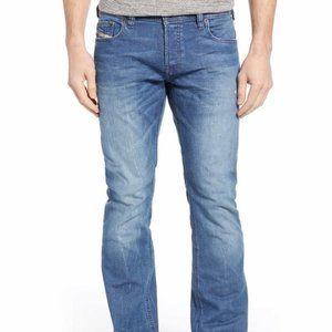 "Diesel Men's ""Zatiny"" Boot Cut Regular Jeans 36X30"